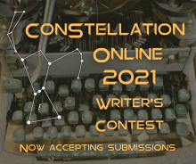 Constellation Online 2021 Writers Contest - submissions now open